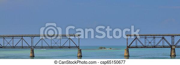 7 Mile Bridge, Florida Keys - csp65150677