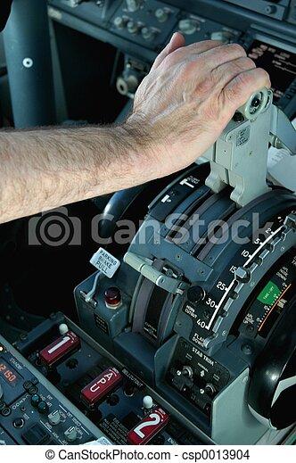 737 throttel - csp0013904