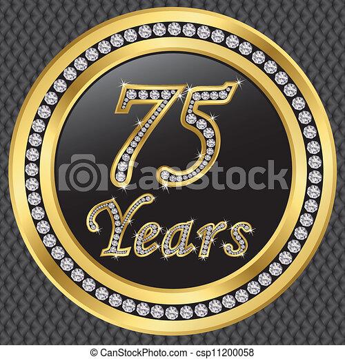 happy 75th anniversary