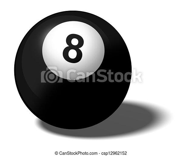 8 BALL - csp12962152