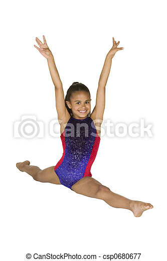photos of single girls gymnastics № 151033
