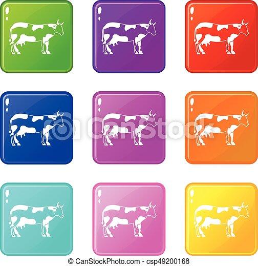 Vaca set 9 - csp49200168