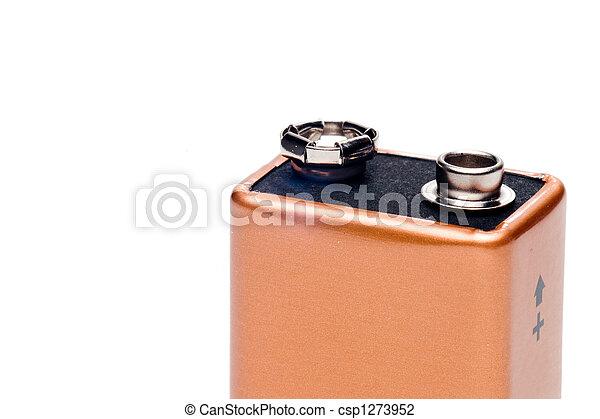 9, volt, batterie - csp1273952