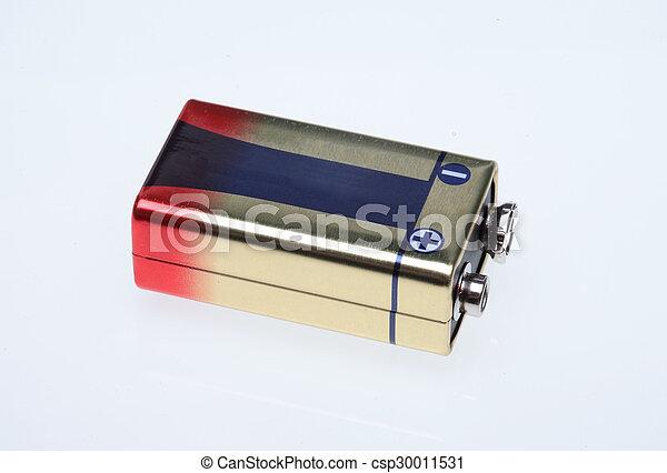 9, volt, batterie - csp30011531