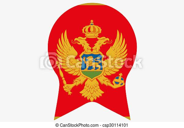 _Flags(Base)2 Montenegro - csp30114101