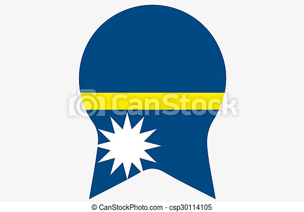 _Flags(Base)2 Nauru - csp30114105