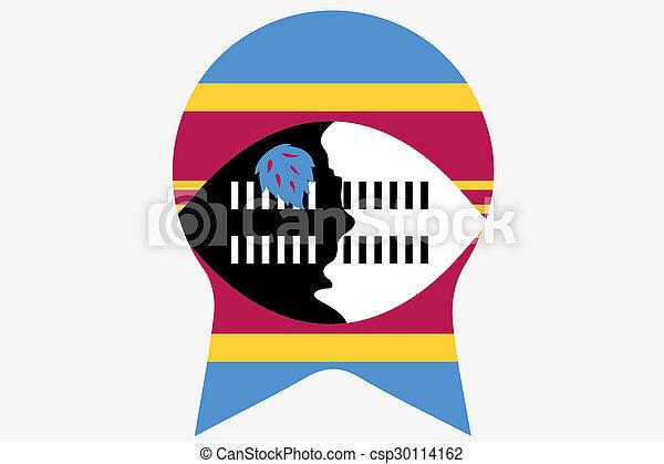 _Flags(Base)2 Swaziland - csp30114162