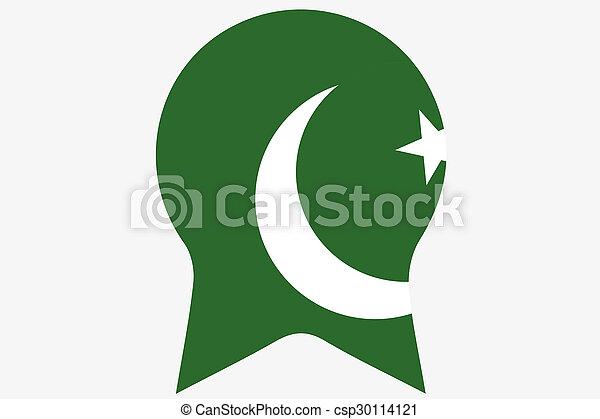 _Flags(Base)3 Pakistan - csp30114121
