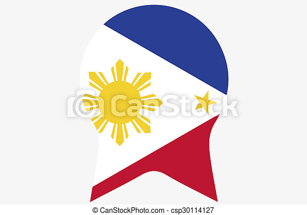 _Flags(Base)3 Philippines - csp30114127