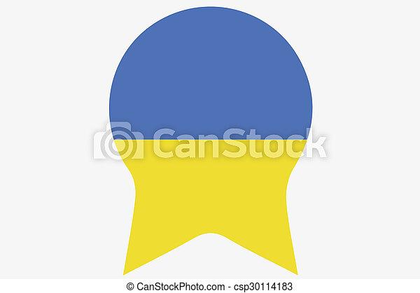 _Flags(Base)3 Ukraine - csp30114183