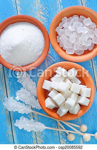 açúcar - csp20085592