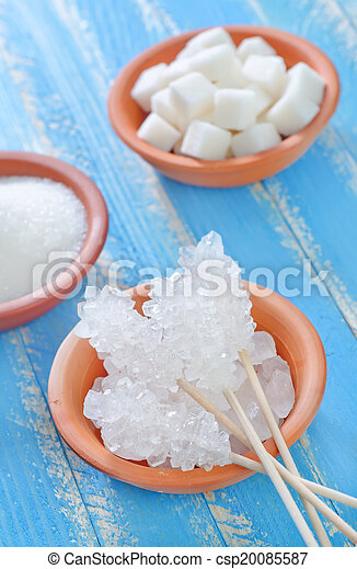 açúcar - csp20085587