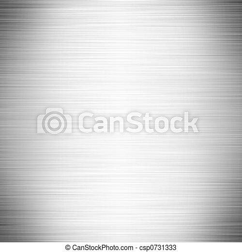 aço escovado, metal - csp0731333