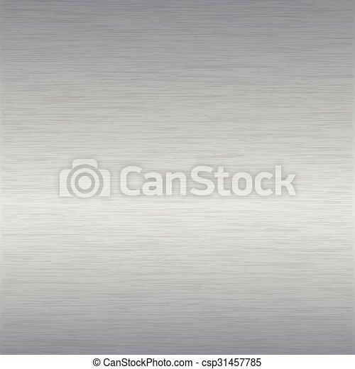 aço, escovado, superfície - csp31457785