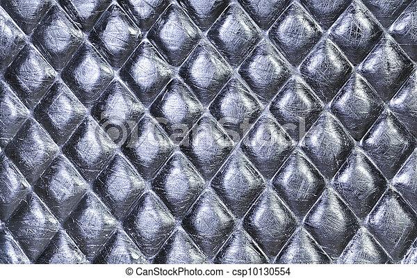 aço, prato, res, metal, textura, experiência., olá - csp10130554