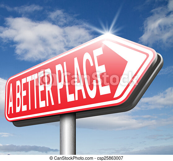 a better place - csp25863007