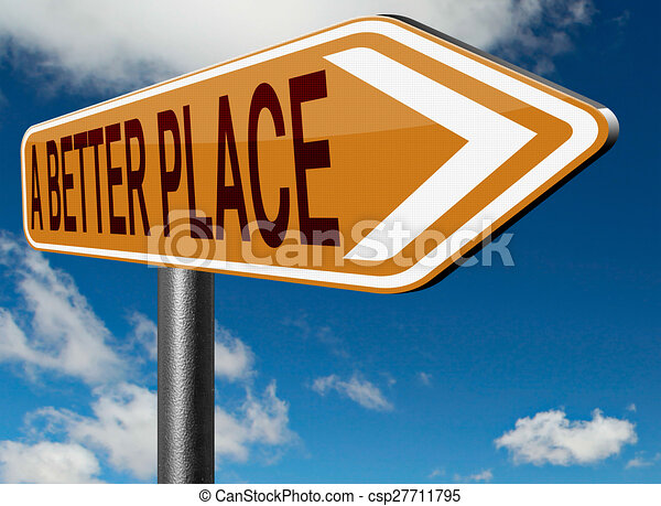 a better place - csp27711795
