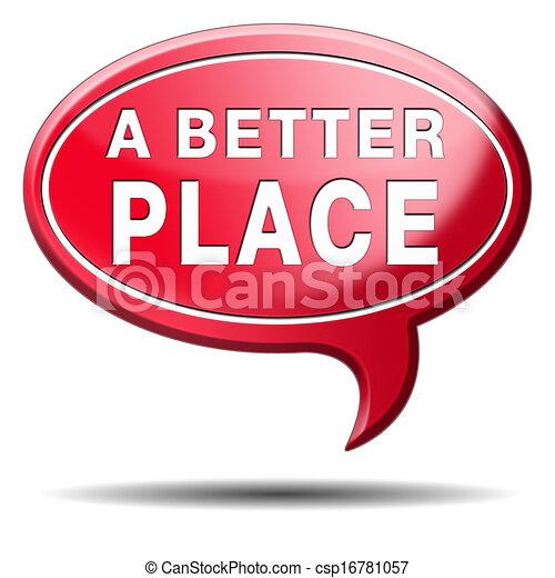 a better place - csp16781057
