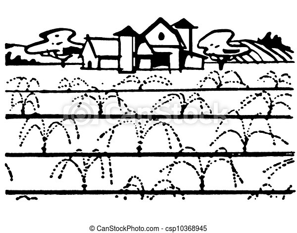 Crop Spraying Clipart And Stock Illustrations 266 Crop Spraying