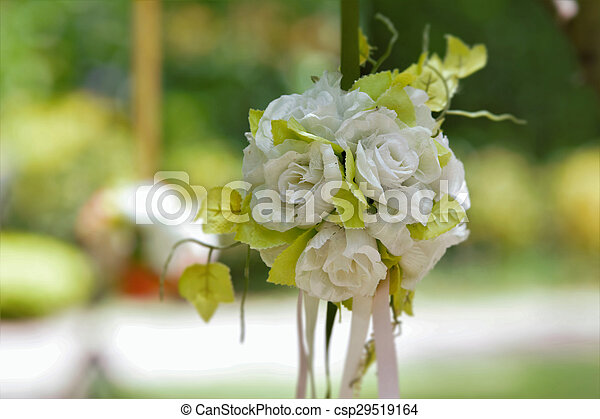 A bouquet of fake white staged with a bouquet of white flowers a bouquet of fake white csp29519164 mightylinksfo
