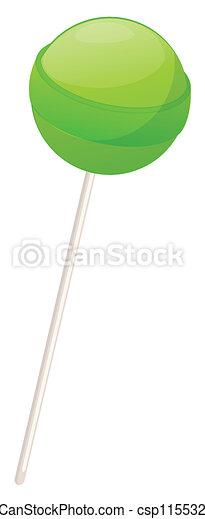 a candy - csp11553289
