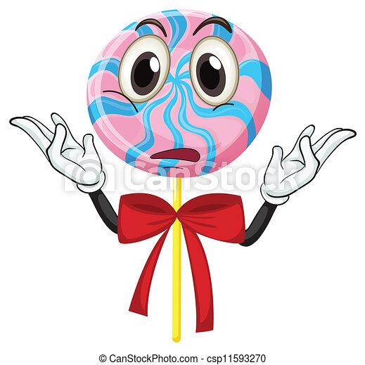 a candy - csp11593270