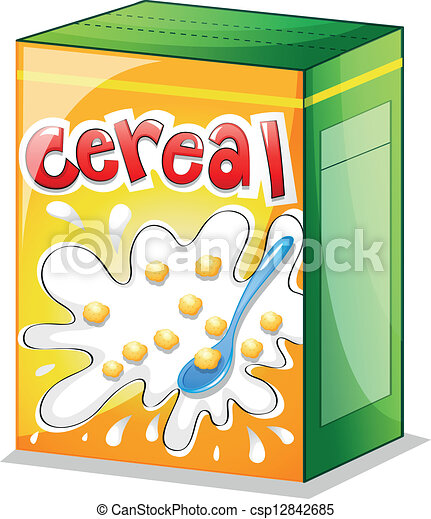 A cereal - csp12842685
