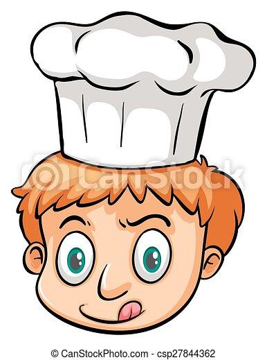 A chef - csp27844362