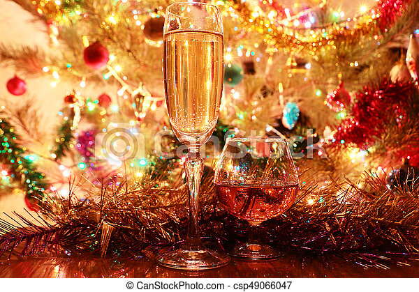 a Christmas tree - csp49066047