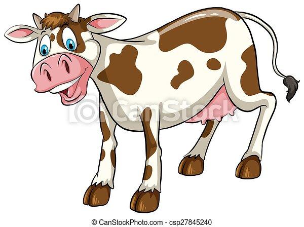 A cow - csp27845240