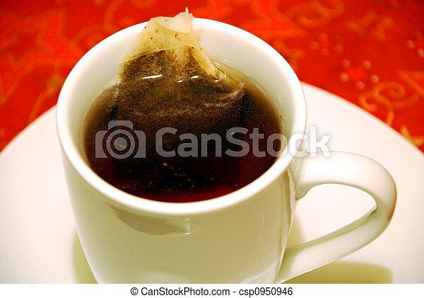 A cup of tea - csp0950946
