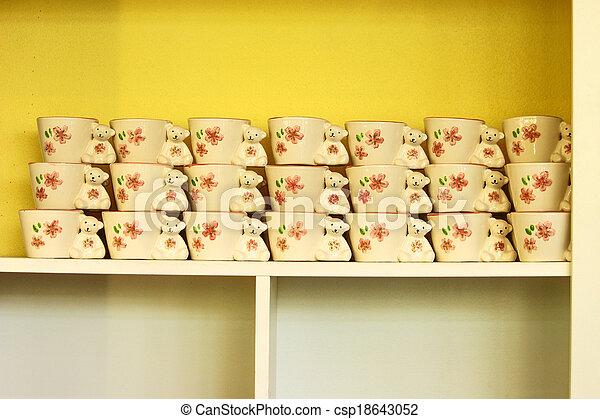 A cup of tea - csp18643052