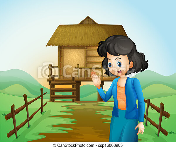 Barn House Farm Ranch Icon Vector 39212209 likewise Vermont Farmhouse Jr Dollhouse Kit together with 18649775 together with 273664114839153254 also Morning On The Farm 3694771. on farmhouse drawings free