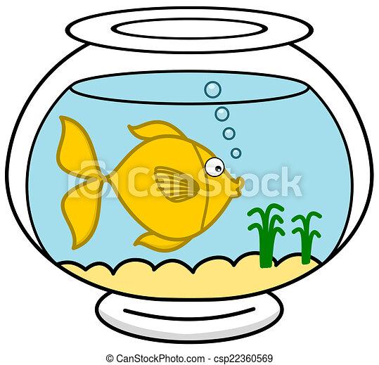 a fish in its aquarium clip art vector search drawings and rh canstockphoto co uk aquarium clipart black and white aquarium clipart empty