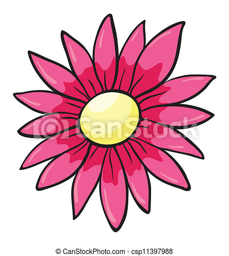 a flower - csp11397988