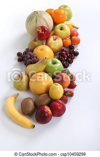 A fruit assortment. - csp10459299