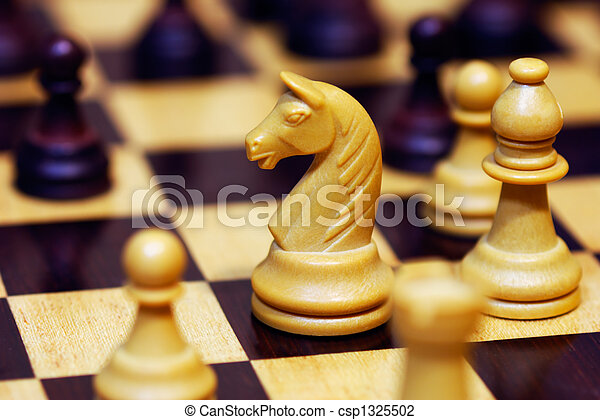A game of chess - csp1325502