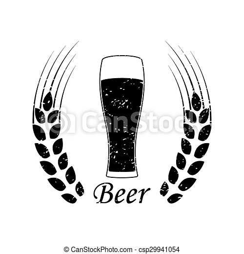 A glass of beer - csp29941054