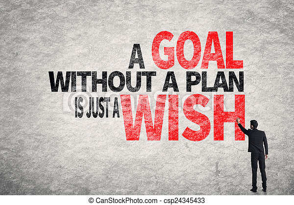 A Goal without a Plan is Just a Wish - csp24345433
