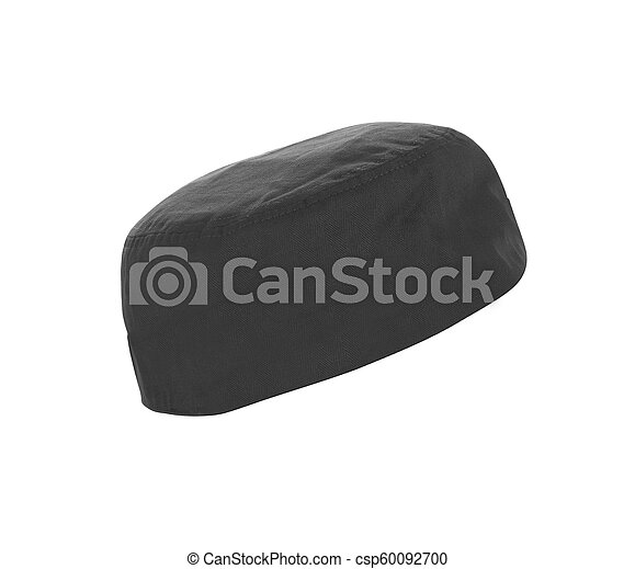 a hat isolated on white background - csp60092700