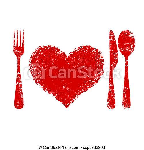 A heart health concept - csp5733903