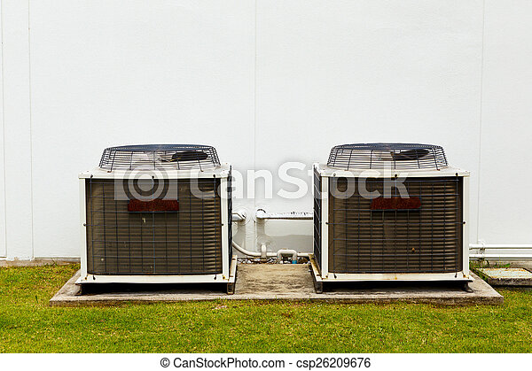a large air condition - csp26209676