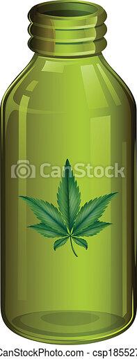 A marijuana - csp18552714