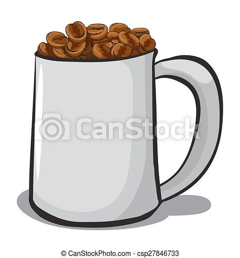 A mug - csp27846733