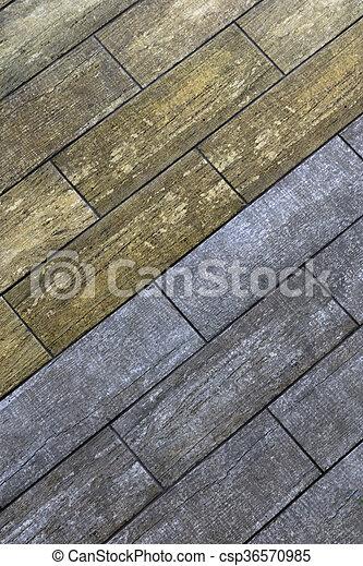 A Parquet Flooring Background Of Light And Dark Parquet Flooring