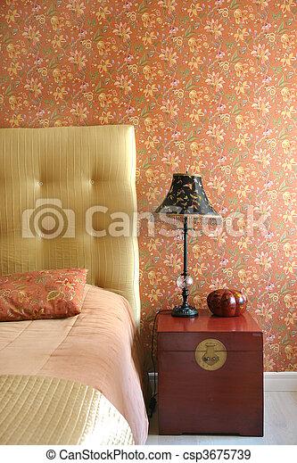 A part of bedroom - csp3675739