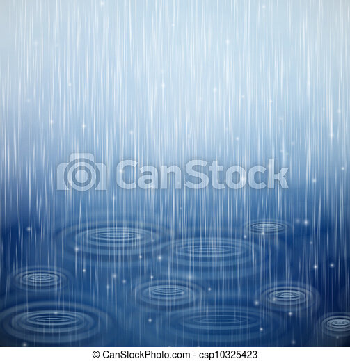 A rainy day - csp10325423
