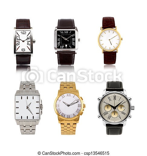 a set  different mens watches - csp13546515