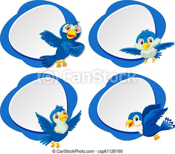 Birds Holding Banner Stock Illustrations – 251 Birds Holding Banner Stock  Illustrations, Vectors & Clipart - Dreamstime