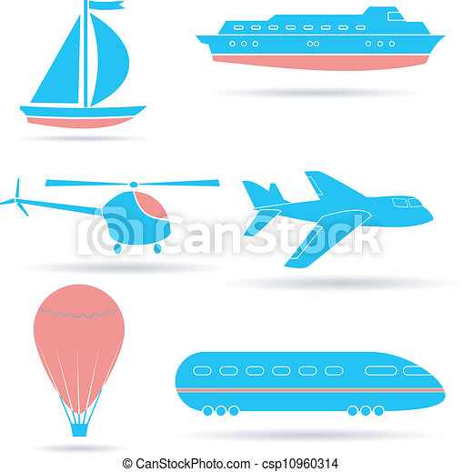 A set of vector icons. EPS10 - csp10960314